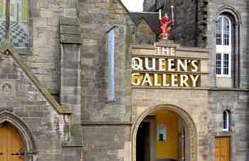 Queens Gallery, Edinburgh