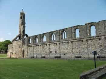 St Andrews Cathedral West Front