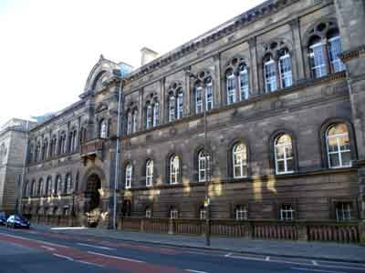 University of Edinburgh Medical School