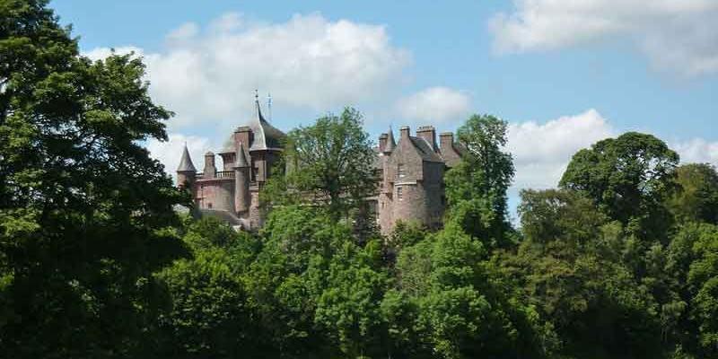 Thirlstane Castle