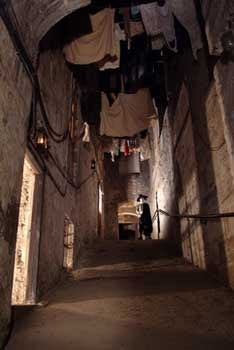 Mary King's Close passage