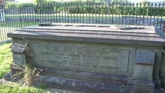 Tomb of King James III & Margaret of Denmark