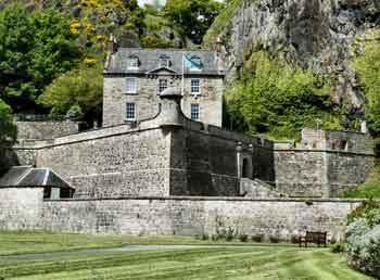 Dumbarton Castle