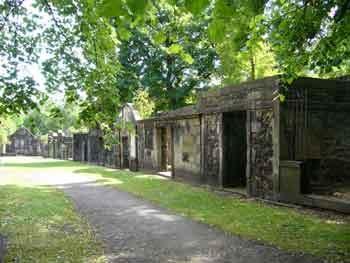 Covenanter Prison