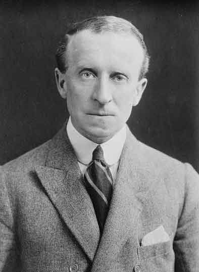 Writer John Buchan